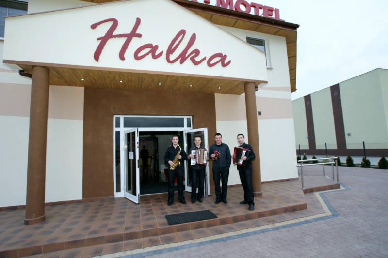 Restauracja i Motel Halka