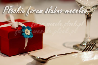P�ockie forum<br/>�lubno-weselne