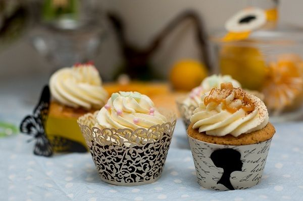 Tort czy cupcakes na wesele?